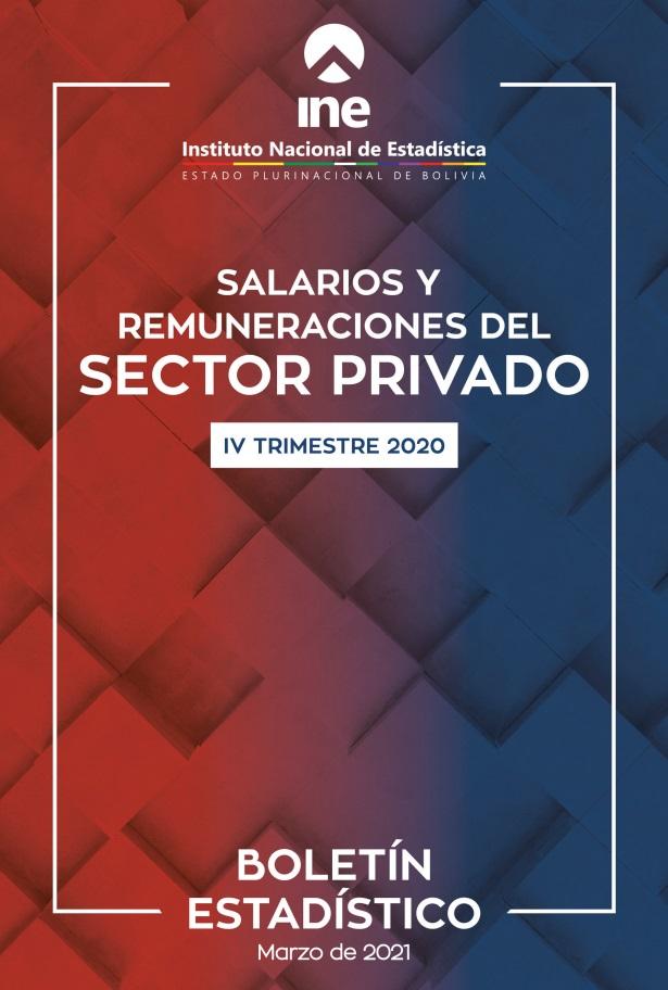 Salarios y remuneraciones del sector privado